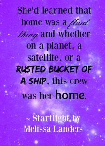 Quote from Starflight by Melissa Landers