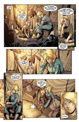 X-O MANOWAR ANNUAL 2016 #1 – Interior Art by Pere Perez with David Baron
