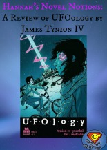 Hannah's Novel Notions: A Review of UFOology by James Tynion IV