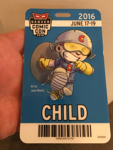 Child Badge