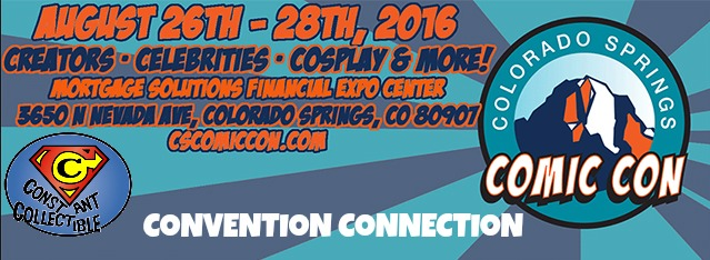 Colorado Springs Comic Con 2016