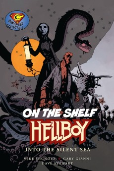 HELLBOY into the silent sea OTS