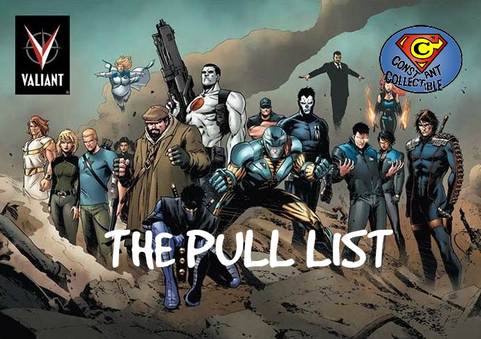 Valiant-The Pull List