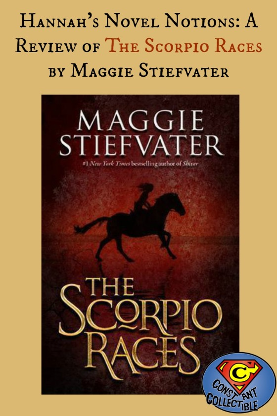 Hannah's Novel Notions: A Review of The Scorpio Races by Maggie Stiefvater