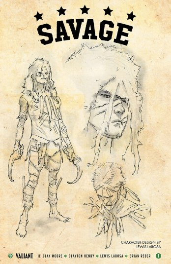 Alternative Character Sketches