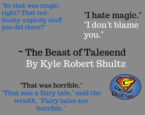 The Beast of Talesend Quotes