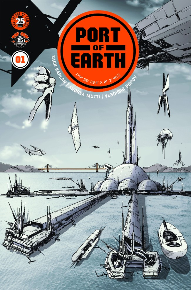 Port of Earth #1