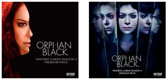 Orphan Black Trading Cards