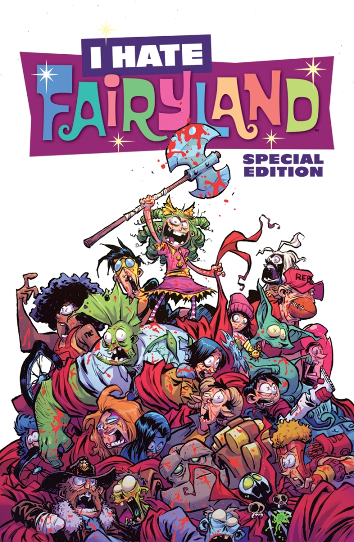 I hate fairyland Special Edition