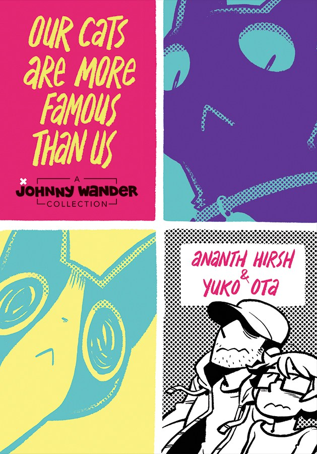 Oni Press Our Cats