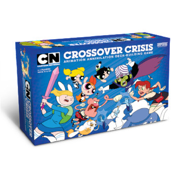 Cartoon Network Crossover Crisis From Cryptozoic Constant Collectible