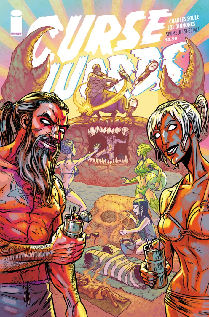 Curse Words Swimsuit Special (2018)