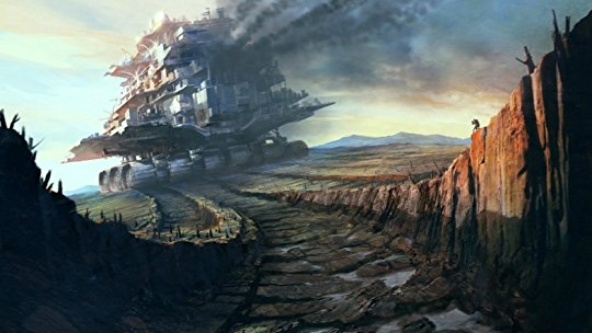 London in Mortal Engines