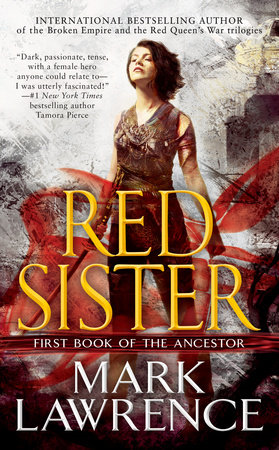 Red Sister Book Cover