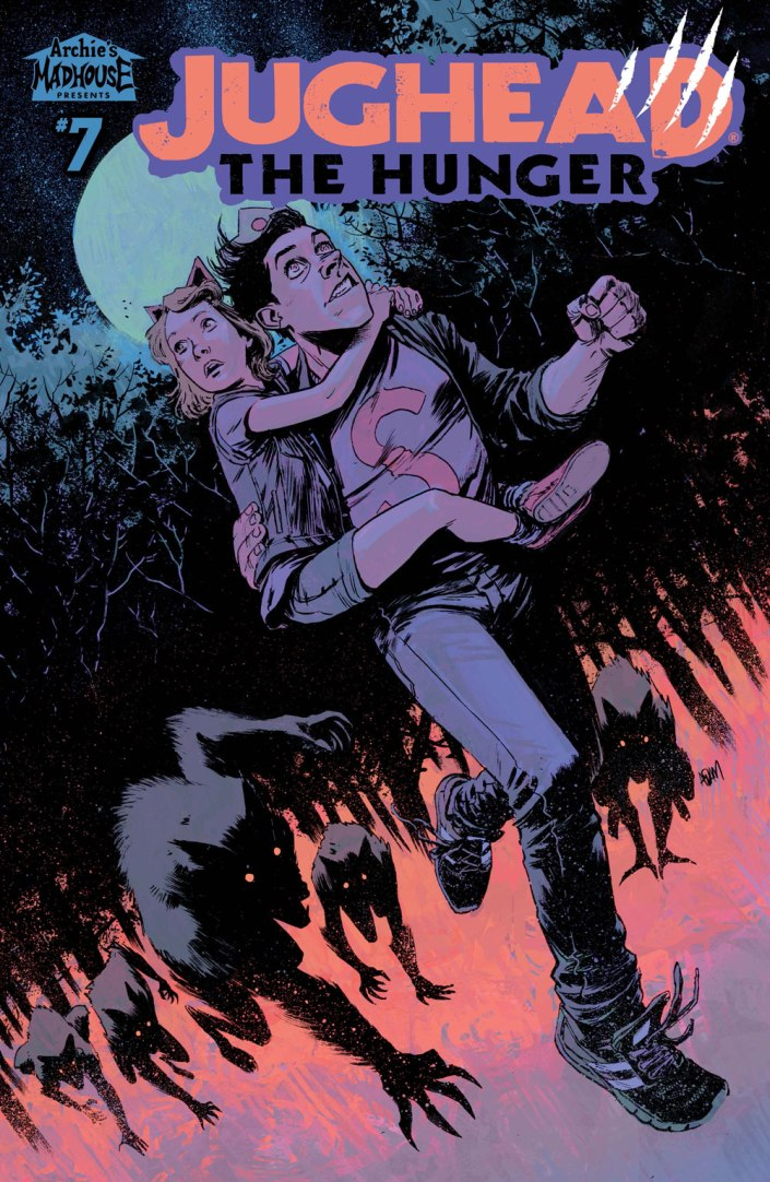 Jughead - The Hunger #7 (2018)