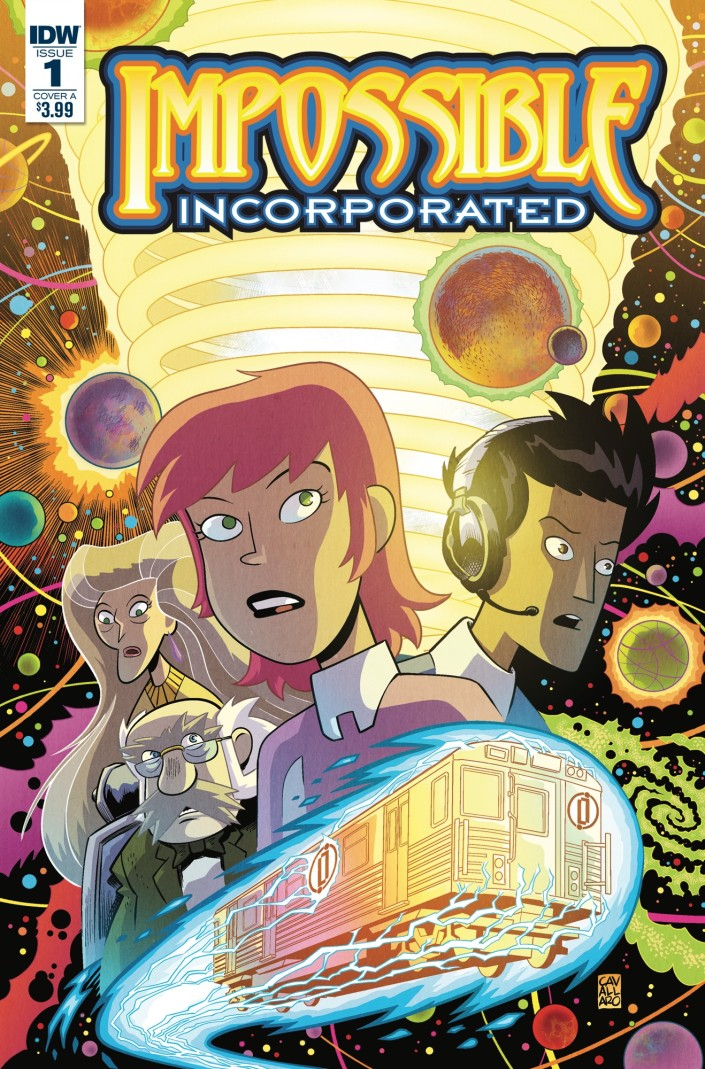 Impossible Incorporated #1 (2018)